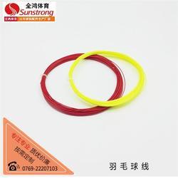 羽毛球拍线推荐、北京羽毛球拍线、全鸿体育用品图片