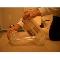 水果气柱袋特点 昆山耀江包装材料(在线咨询) 水果气柱袋图片