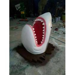艺铭雕塑(图),鲨鱼雕塑,山西鲨鱼雕塑图片