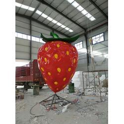 四川玻璃钢水果雕塑-定做玻璃钢水果雕塑-艺铭雕塑图片