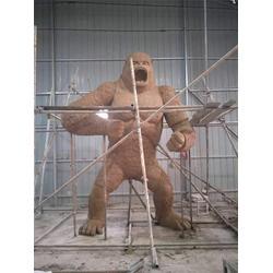 卡通大猩猩雕塑-艺铭雕塑(在线咨询)河北大猩猩雕塑图片