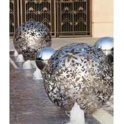 艺铭雕塑 不锈钢蒲公英形状雕塑-西藏蒲公英雕塑图片