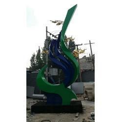 不锈钢园林景观雕塑-陕西不锈钢雕塑-艺铭雕塑(查看)图片