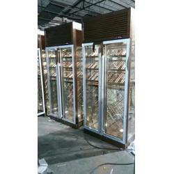 不锈钢红酒柜、伟江盛(在线咨询)、湖北酒柜图片