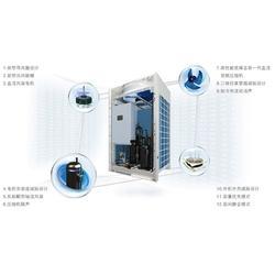 桓台中央空调-美的空调专卖店有哪几家-纹韶商贸图片