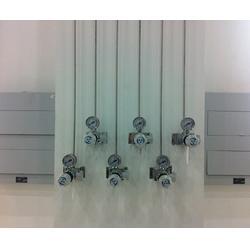 气体管道安装,航星机电专业气体管道,实验室气体管道安装图片