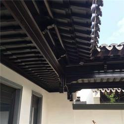 仿古门窗、郑州专业仿古门窗厂家、【华旭木雕】(优质商家)图片