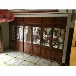 专业定做中式仿古门窗(华旭木雕)长治中式仿古门窗价格