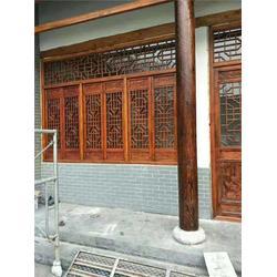 中式仿古门窗(厂家,)(华旭木雕)图片