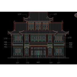 郑州中式仿古门窗 华旭木雕厂 专业订做中式仿古门窗图片