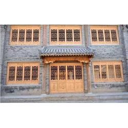 平顶山新中式门窗(华旭木雕)图片