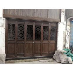 (华旭木雕)濮阳中式仿古门窗价格