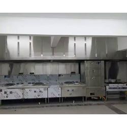 山西食堂厨房设备工程报价-食堂厨房设备工程-新崛厨业图片