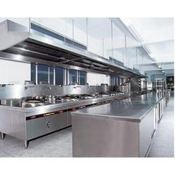 山西酒店厨房设备设计工程-山西酒店厨房设备-新崛厨业(查看)图片