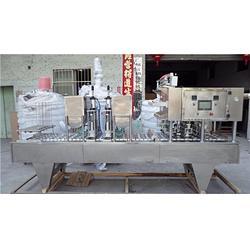 济南白酒灌装封口机-白酒灌装封口机厂家-富和机械图片