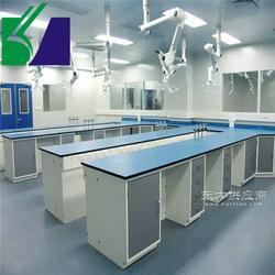 实验台试验台中央操作工作台全钢水槽台试剂架可定制图片