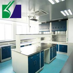 钢木实验台试剂架工作台实验室设备操作台图片