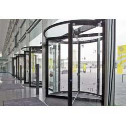 泉盛门业(图)|五星级酒店旋转门|固原旋转门图片