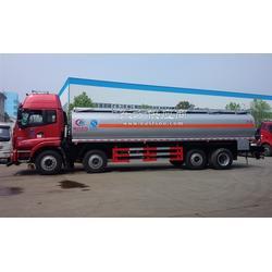 解放28吨油罐车图片