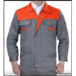 惠州定做工作服、起旺服装定制免费制版、集团定做工作服图片