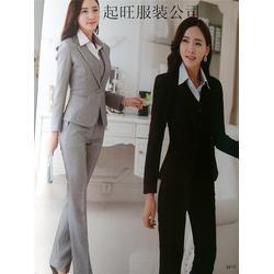 惠州职业装、公司职业装定做、管理员职业装订做厂家图片