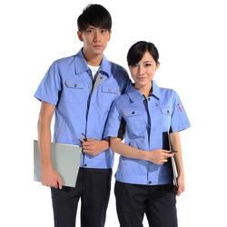 电子厂定做工作服,邮电局定做工作服,东城定做工作服图片