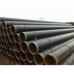 聚乙烯防腐钢管燃气输送管道、知信管业、聚乙烯防腐钢管图片