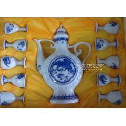 陶瓷酒具厂家出厂陶瓷酒杯酒瓶酒壶生产加工酒碗打样定制酒具图片