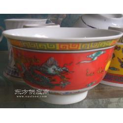 陶瓷寿碗专业骨瓷寿碗生产厂家定做陶瓷寿碗饭碗加工定制餐具图片