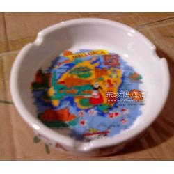 加工小件陶瓷烟灰缸厂家生产私人订制图片