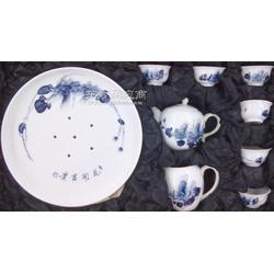 陶瓷茶具加工厂专业订做陶瓷茶碗杯子茶壶盖碗厂家定制图片