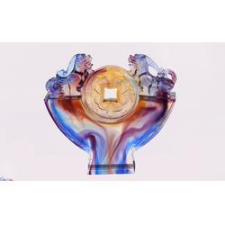 琉璃工艺品厂家、琉璃工艺品、长出工艺品图片