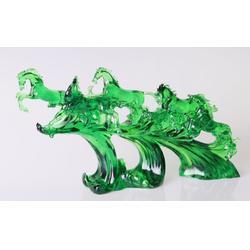 长出工艺品-琉璃工艺品-佛教琉璃工艺品图片