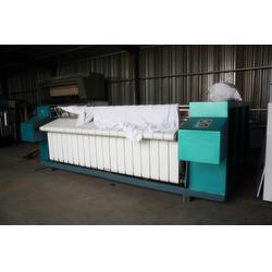 二手烫平机-荆州强胜洗涤设备现货-工业用二手烫平机图片