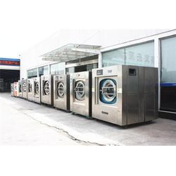 布草工业洗衣机,工业洗衣机,买洗涤设备选强胜机械图片