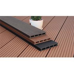 优质地板采购军森木塑_户外地板定制_驻马店户外地板图片