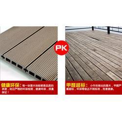 东城区塑木_优质木塑板采购_塑木花箱图片