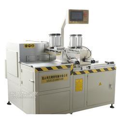 邓氏机械铝材自动切割机DS-A600气油混合缸推动图片