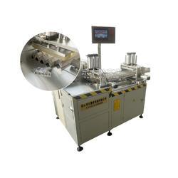 邓氏精密机械打造国内高性价比全自动切铝机专注铝材切割图片