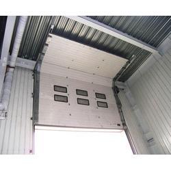 工业提升门、淮北工业提升门、合肥科安门业图片