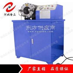 厂家供应胶管扣压机 液压扣管机图片