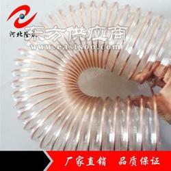 隆众供应聚氨酯pu钢丝螺旋风管图片