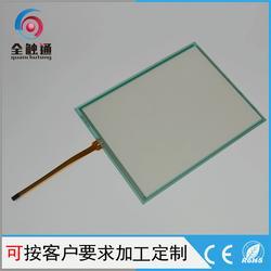 宁波电阻屏定制厂家|全触通|三菱12.2寸电阻屏定制厂家图片