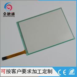 6.5寸工控电阻屏定制-广州全触通公司-铜陵工控电阻屏图片