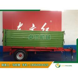 卓优机械 欧式4吨农用挂车-4吨农用挂车图片