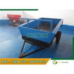 2吨粮食拖车_农用2吨粮食拖车_卓优机械(优质商家)图片