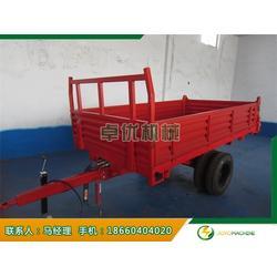双轴5吨农用拖车-5吨农用拖车-卓优机械图片