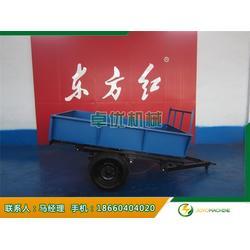 2吨农用挂车、2吨农用挂车制造、卓优机械(优质商家)图片