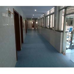 东营医用塑胶地板-济南耀动-防静电医用塑胶地板图片