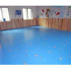 幼儿园彩色塑胶地板供应-菏泽塑胶地板-济南耀动图片